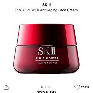 Sk-ll anti Aging Face Cream